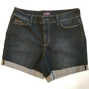 NYDJ Avery 5 Pocket Jean Short